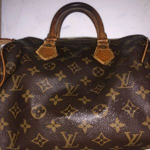 Louis Vuitton Speedy 25 (Vintage from the 90s)
